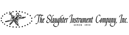 Logo, The Slaughter Instrument Company, Inc
